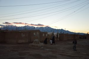 Being outside Afghanistan, Afghan Migration
